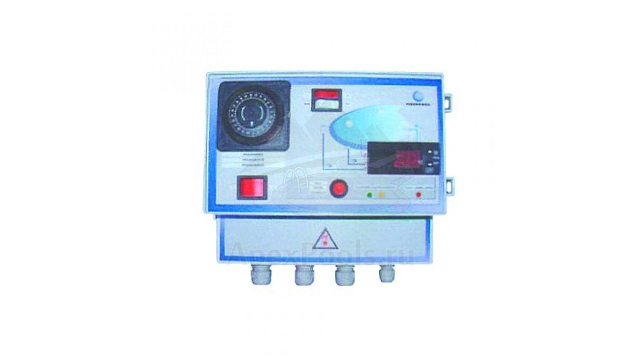 Панель управления фильтрацией и теплообменником vc041 теплообменник пластинчатый разборный t 5 mfg